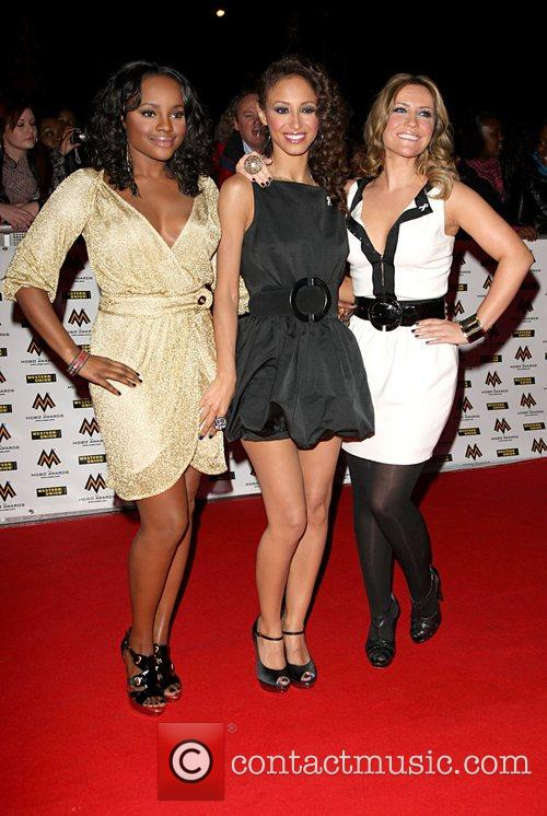 Mobo Awards 2008 - Arrivals