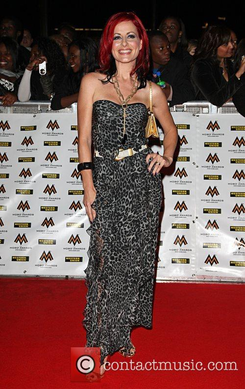 The MOBO awards 2008 - arrivals
