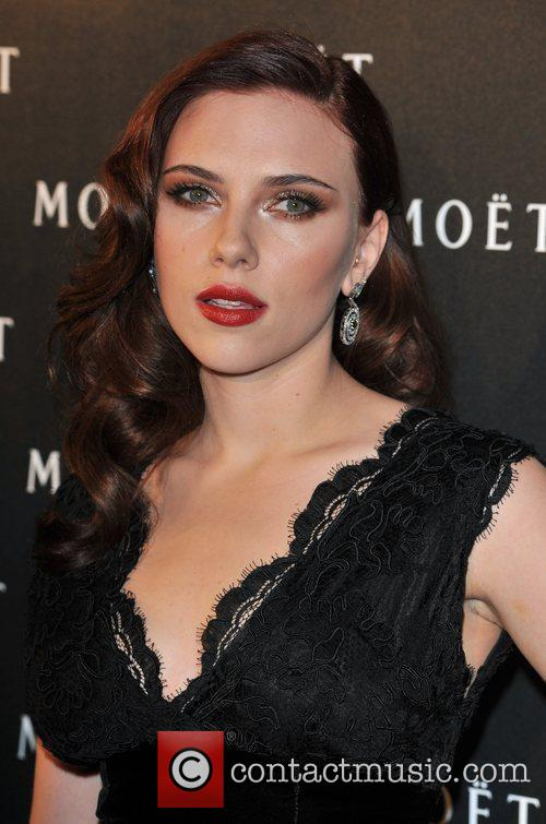 Scarlett Johansson Moet & Chandon: A Tribute To...