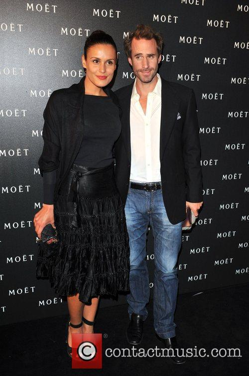 Guest and Joseph Fiennes Mo't & Chandon: A...