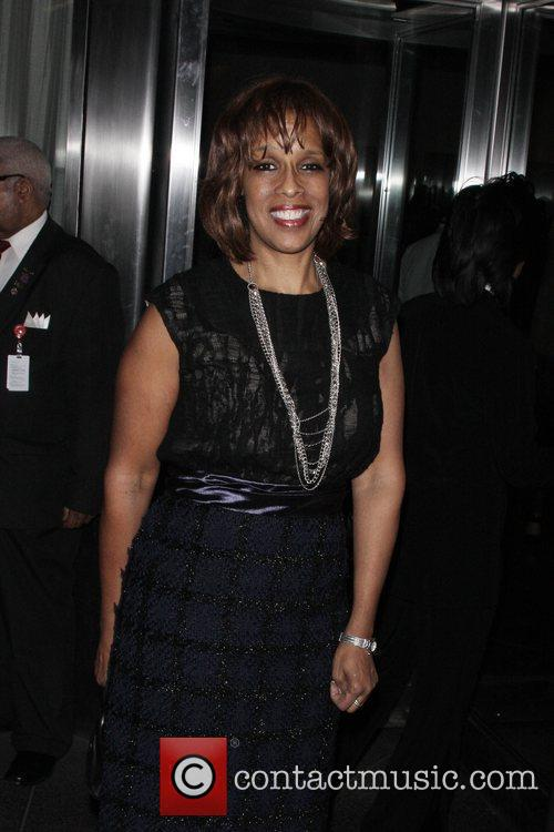 Gayle King New York Premiere of 'Valentino: The...
