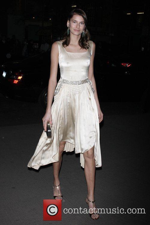 Hana Soupkova New York Premiere of 'Valentino: The...