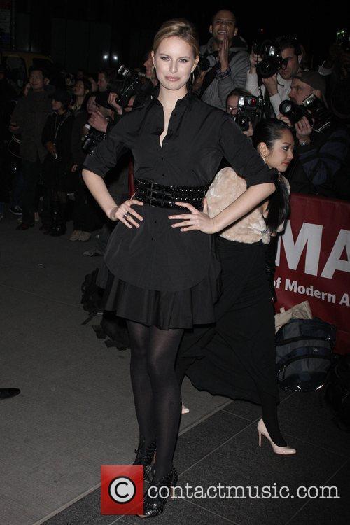 Karolina Kurkova New York Premiere of 'Valentino: The...