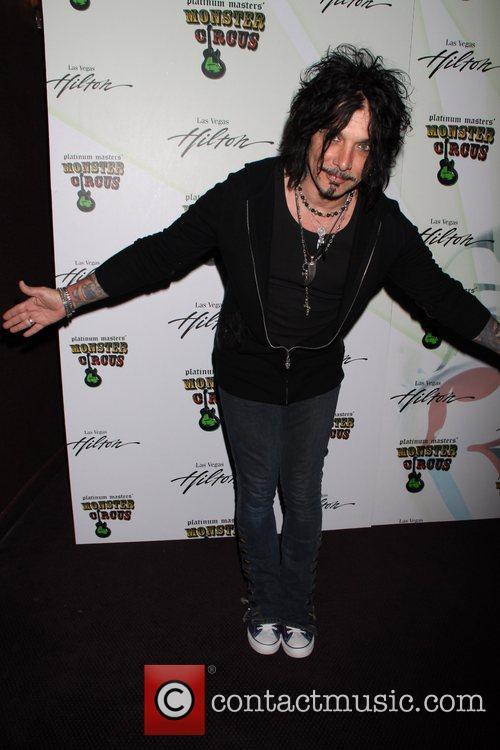 Opening night of 'Monster Circus' at Las Vegas...