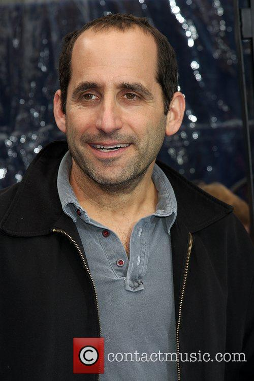 Peter Jacobson and Aliens 1