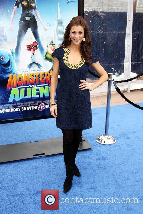 Samantha Harris and Aliens 1
