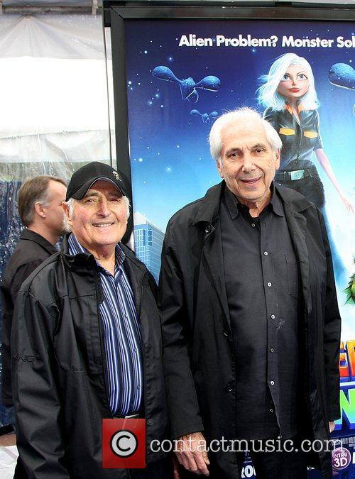 Sid Krofft and Marty Krofft Los Angeles premiere...