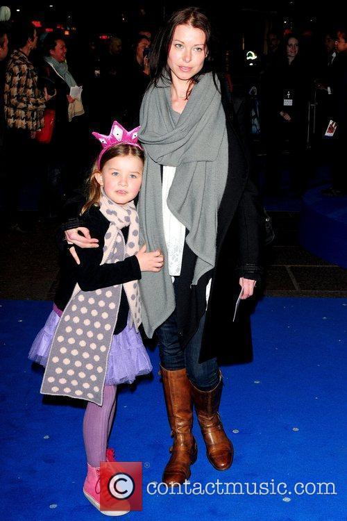 Abbie Eastwood and Guest UK premiere of 'Monsters...