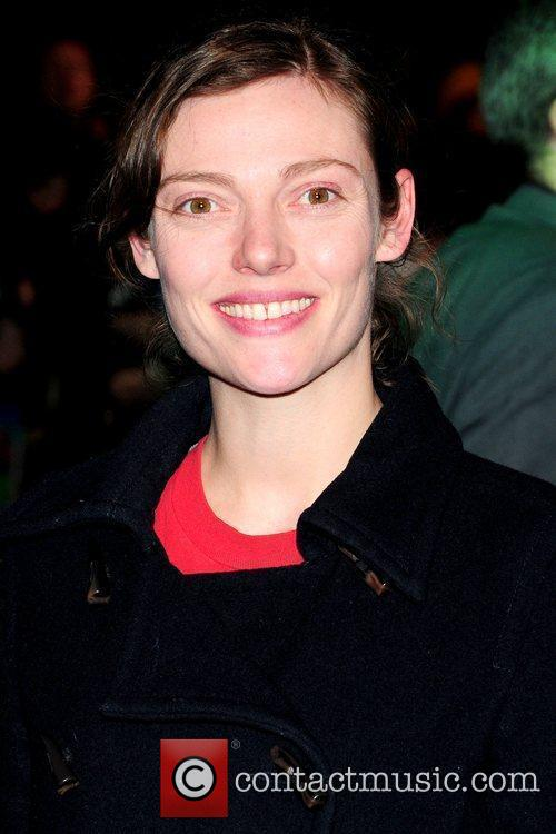 Camilla Rutherford UK premiere of 'Monsters vs. Aliens'...