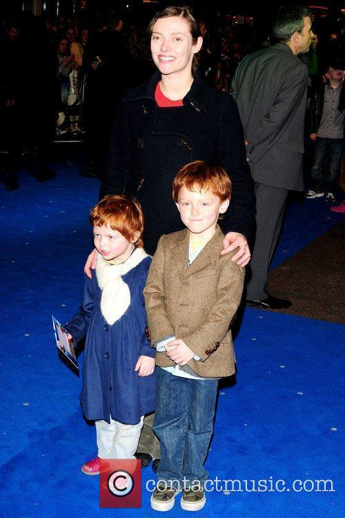 Camilla Rutherford and Guests UK premiere of 'Monsters...