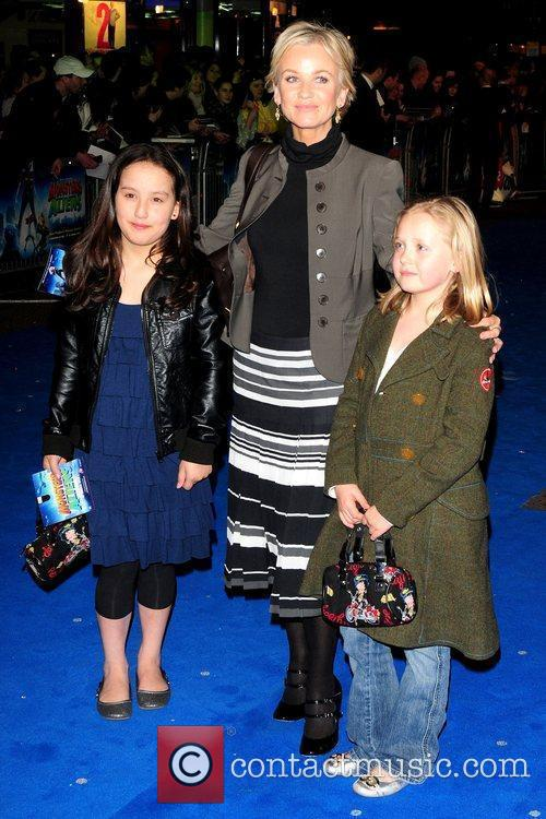 Lisa Maxwell and Guests UK premiere of 'Monsters...