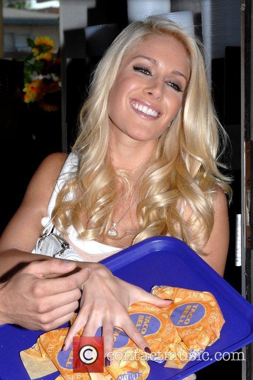 Heidi Montag hosts 'Reality Check Challenge' at Taco...