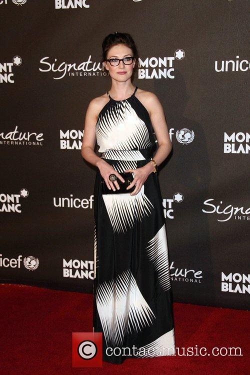 Carice van Houten The Montblanc Signature for Good...