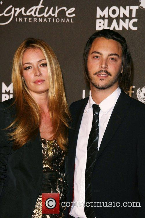 Cat Deeley and Jack Huston The Montblanc Signature...