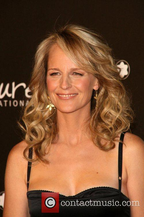 Helen Hunt The Montblanc Signature for Good Charity...