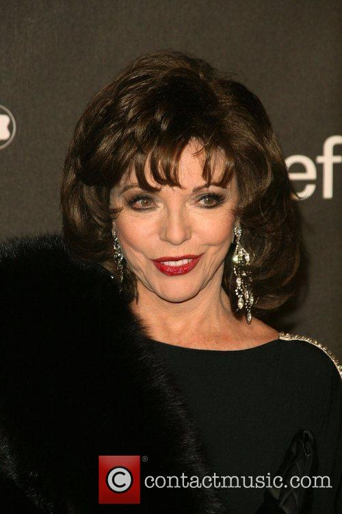 Joan Collins The Montblanc Signature for Good Charity...