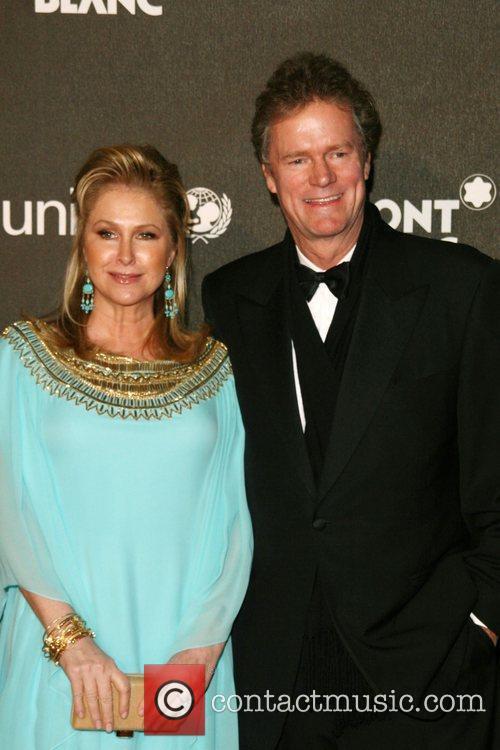 Kathy Hilton and Rick Hilton The Montblanc Signature...