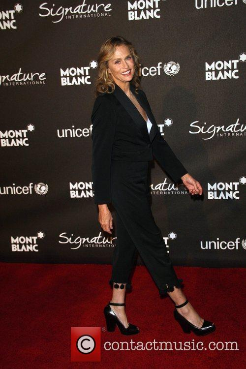 The Montblanc Signature for Good Charity Gala held...