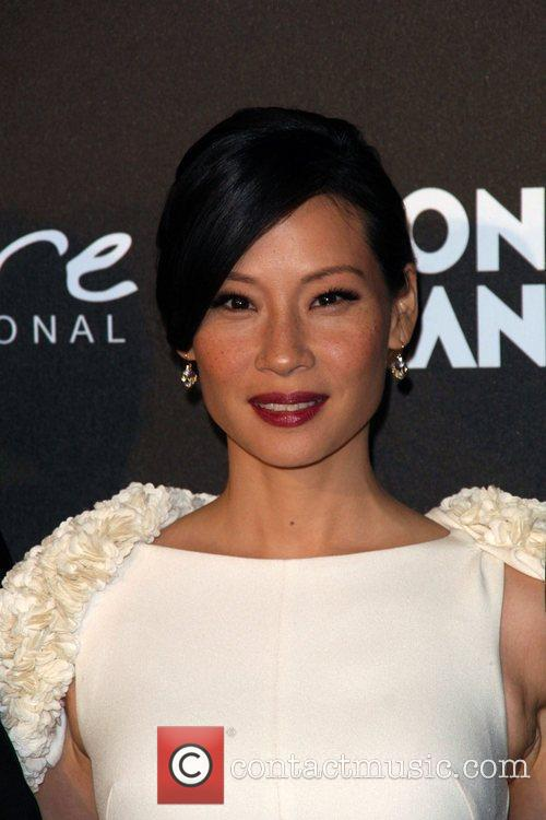 Lucy Liu The Montblanc Signature for Good Charity...