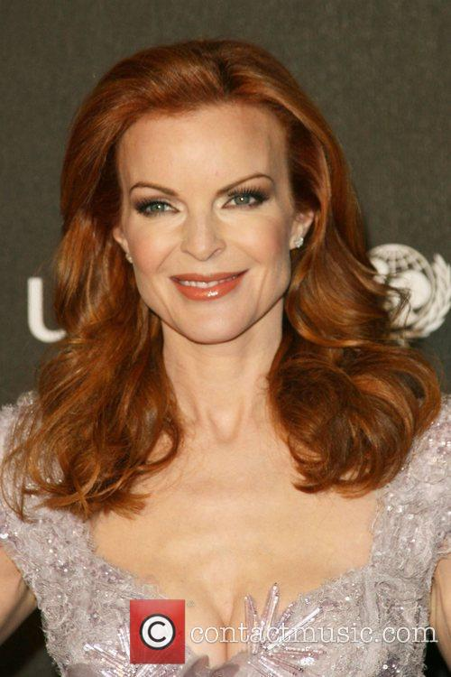 Marcia Cross The Montblanc Signature for Good Charity...