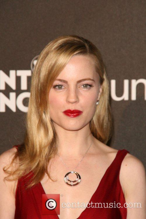 Melissa George The Montblanc Signature for Good Charity...