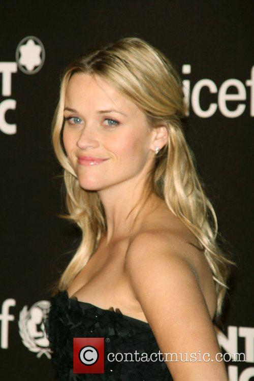 Reese Witherspoon The Montblanc Signature for Good Charity...