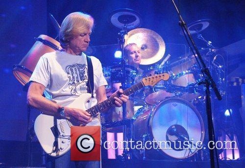 Justin Hayward  The Moody Blues perform at...