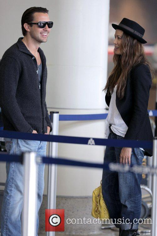 Terminator and Moon Bloodgood 16
