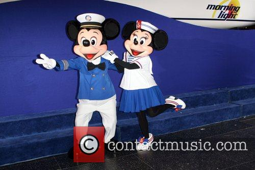 Mickey Mouse and Walt Disney 1