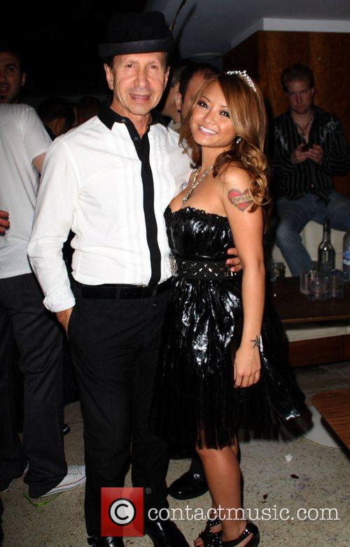 Manny Mashouf and Tila Tequila Mosci Introduces 2009...