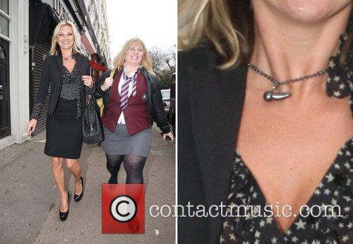 KATE'S FAMILY JEWELS Supermodel KATE MOSS made a...