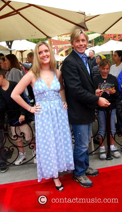 Christopher Atkins with his daughter Brittany Mother Goose...