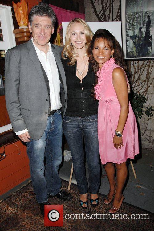 Craig Ferguson, Megan Ferguson and Dr. Lisa Masterson