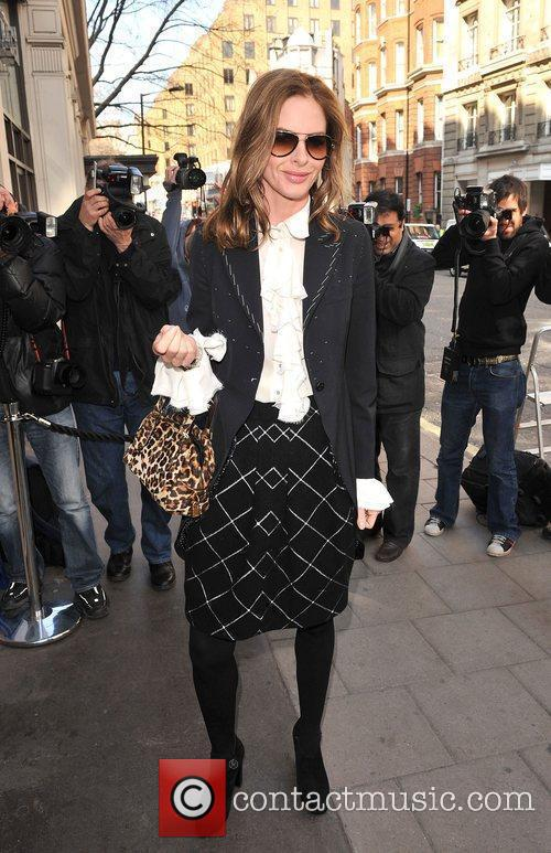 Trinny Woodall Mothers4Children - charity lunch held at...