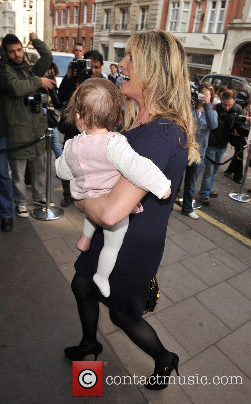 Tina Hobley with her daughter Olivia Mothers4Children -...