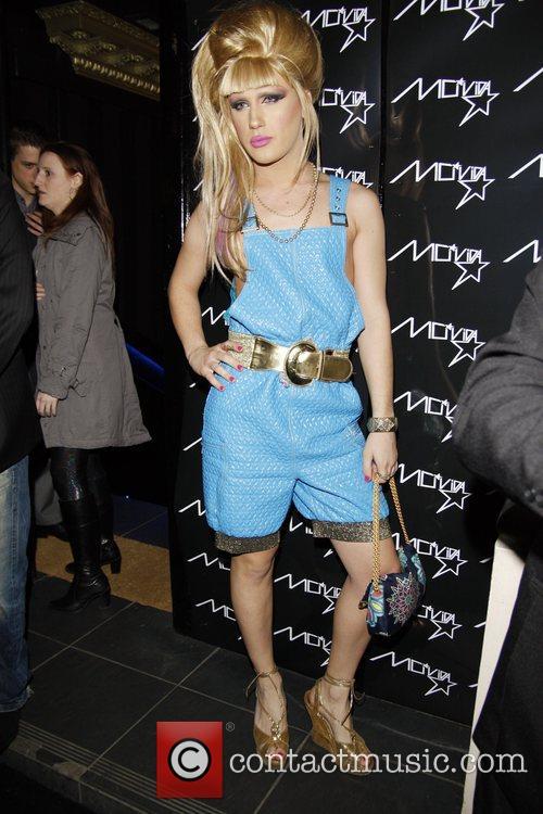 Jodie Harsh Relaunch party of Movida nightclub. London,...