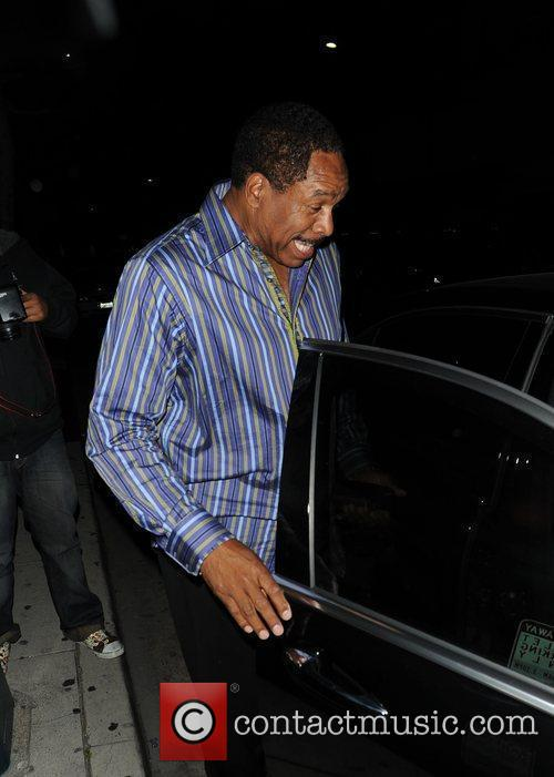 Dave Winfield at Mr Chow Los Angeles, California