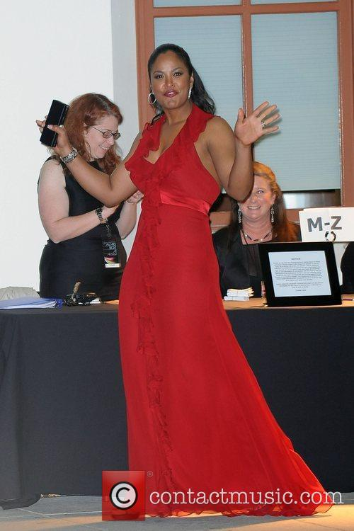 Laila Ali and Leeza Gibbons 1