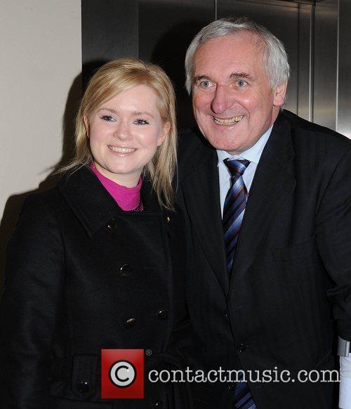 Cecelia Ahern and Bertie Ahern Cecelia Ahern's new...