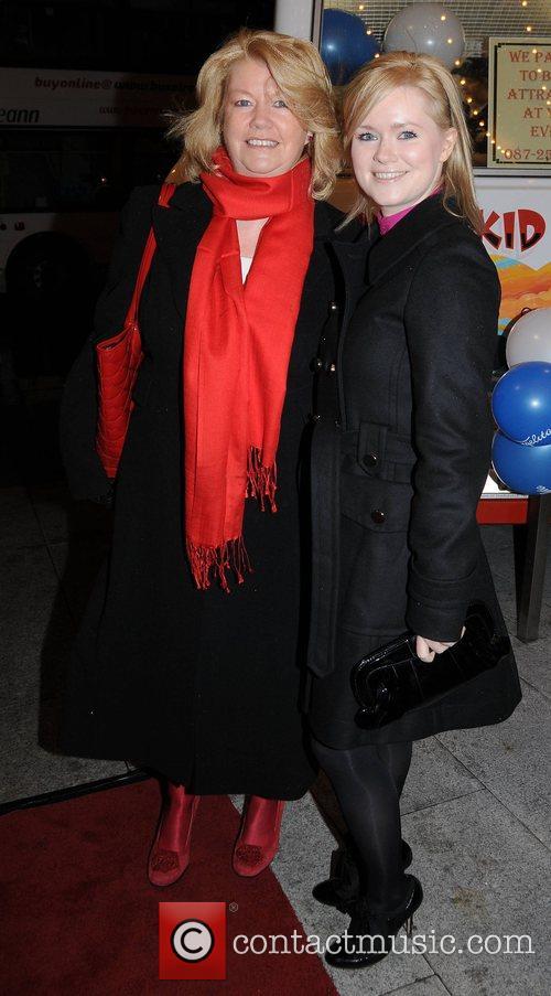 Miriam Ahern and Cecelia Ahern Cecelia Ahern's new...