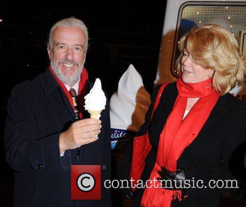 Terry McCoy and Miriam Ahern Cecelia Ahern's new...
