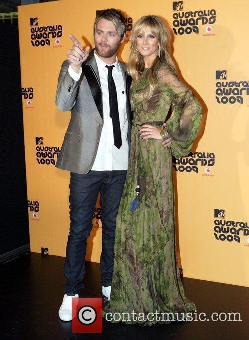 Delta Goodrem and Mtv 8