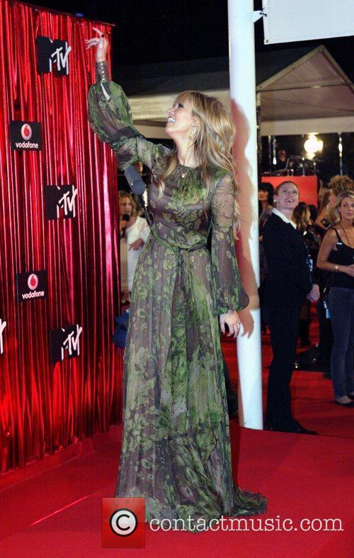 Delta Goodrem and Mtv 11
