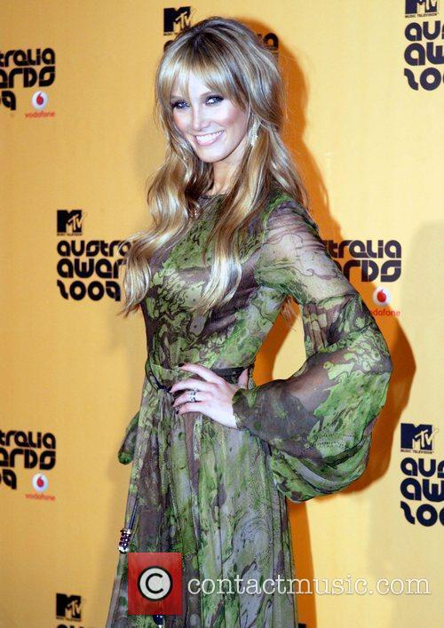 Delta Goodrem and Mtv 10