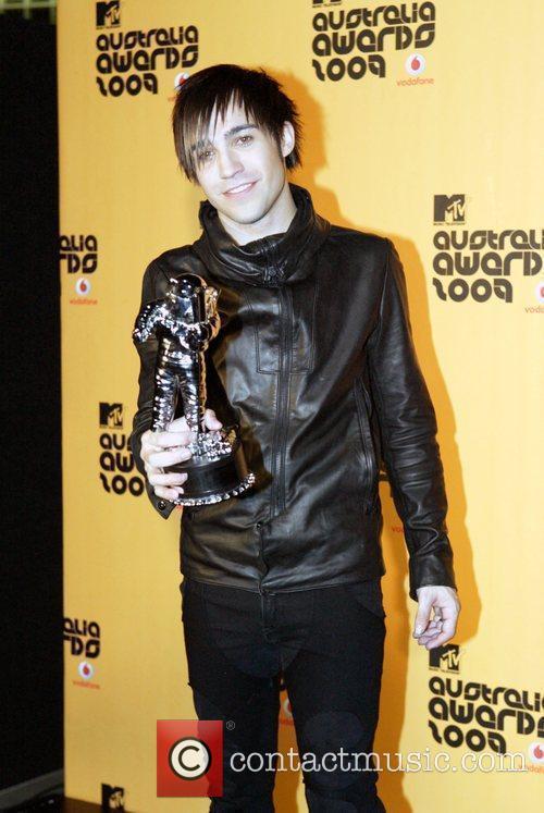 Pete Wentz and MTV 2