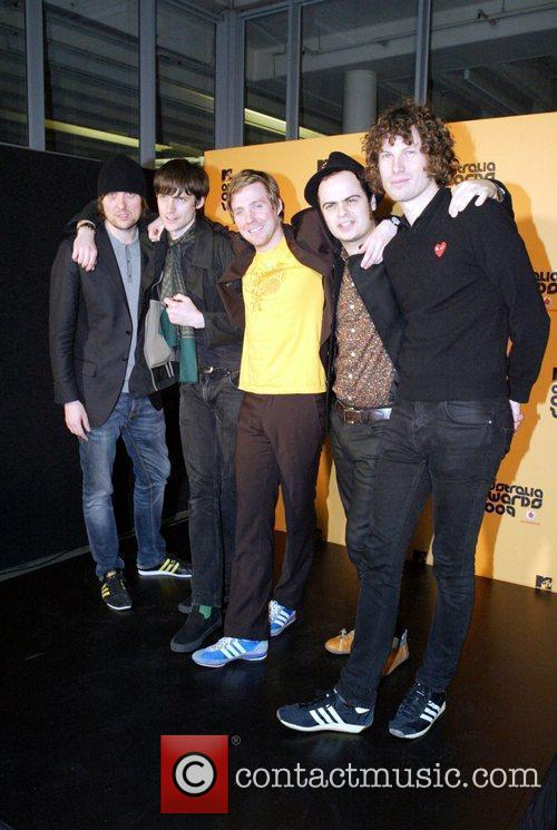 Kaiser Chiefs and Mtv 1