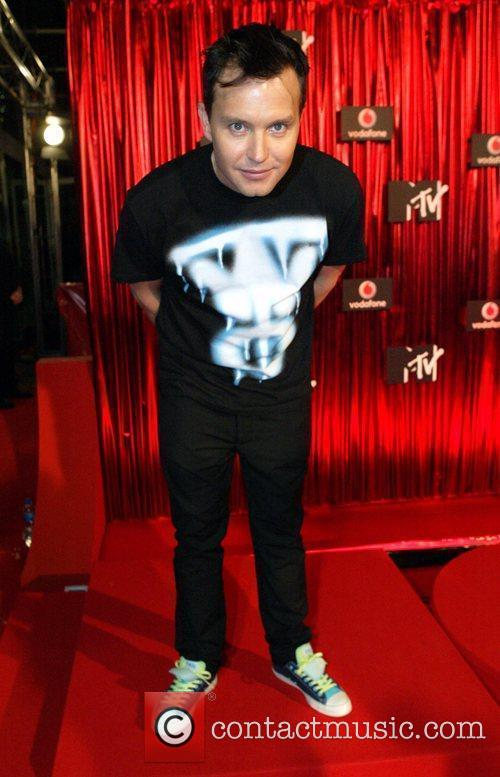 Mark Hoppus and Mtv 7