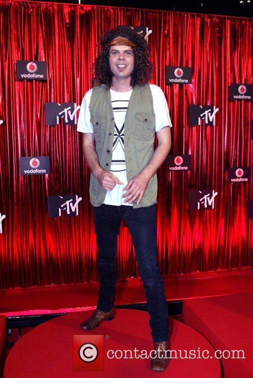 Andrew Stockdale and Mtv 4