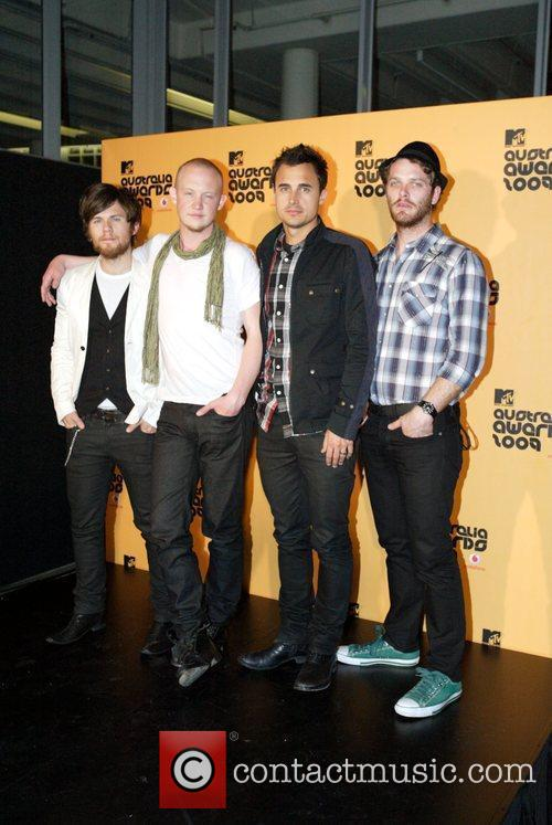 The Fray and Mtv 10