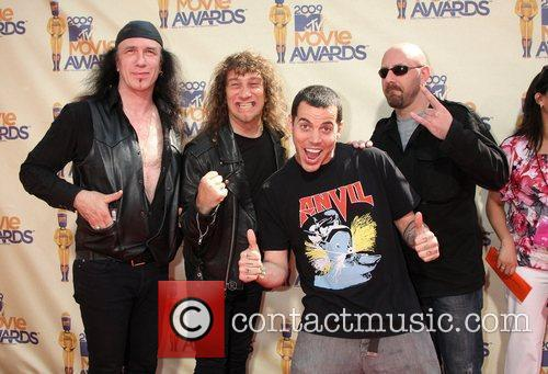 Anvil With Steve-o and Mtv 9
